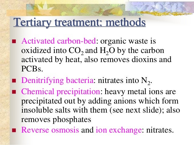 E6 E7e8 Environmental Chemistry Waste Water Treatment Soil Waste
