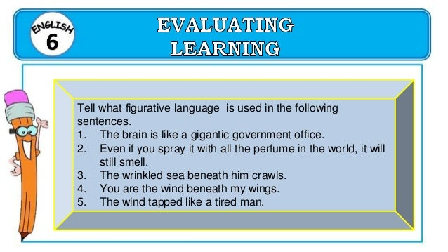 MEANING OF IDIOMATIC EXPRESSION USING CONTEXT CLUES 6