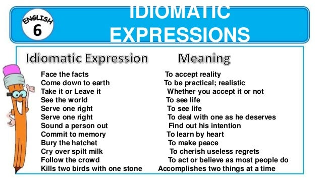 Get the meaning of italicized idiomatic expressions below through context clues. 1. She knew the poem by heart. 2. By the ...