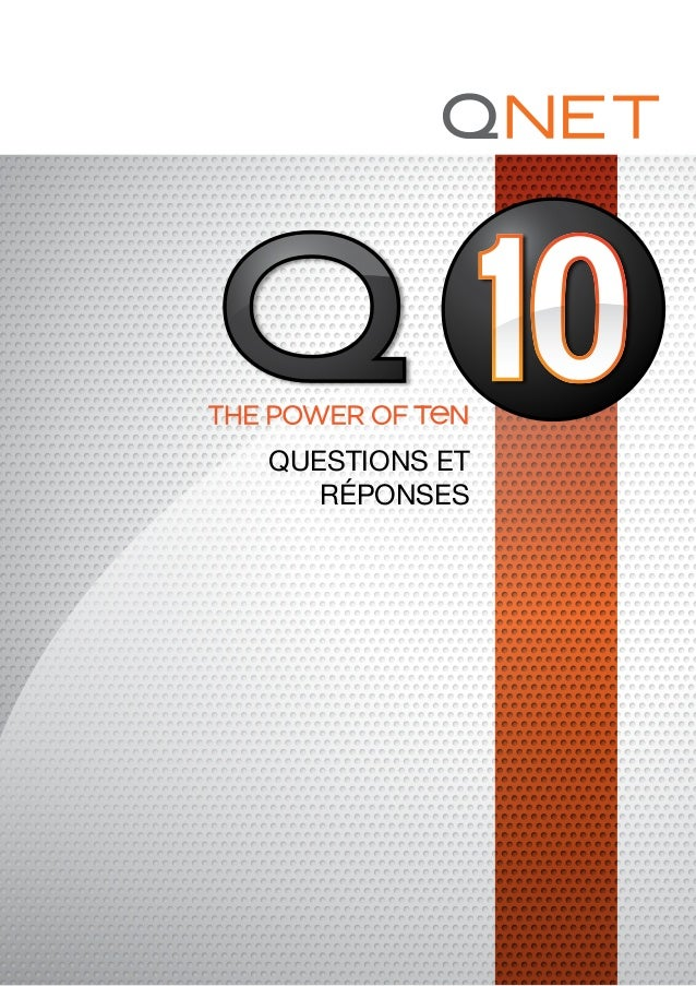 FREQUENTLY ASKED QUESTIONS QUESTIONS ET RÉPONSES
