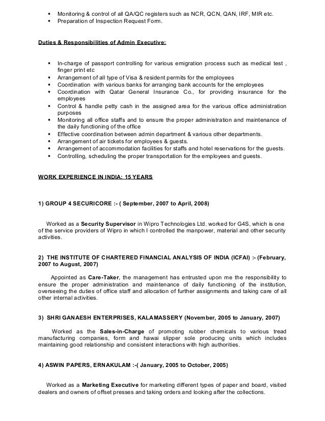 Objective For Resume For Executive Assistant Carpinteria Rural Friedrich  Best Office Manager Resume Example LiveCareer Business  Document Control Resume