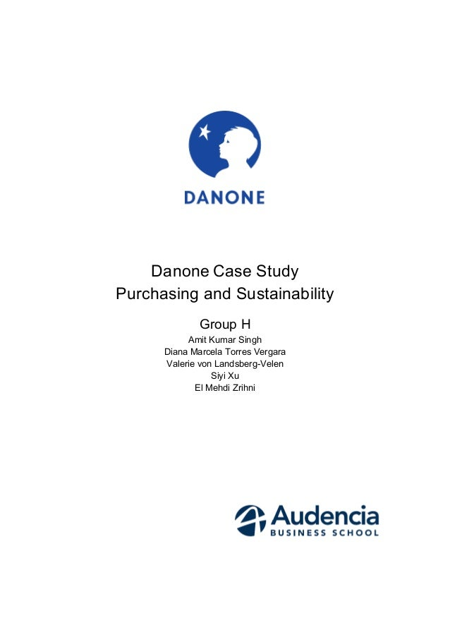 DANONE WAHAHA Case Study Solution & Analysis