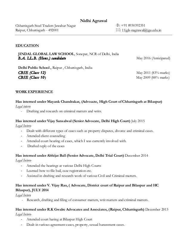 attorney resume format lawyer resume resume objective examples