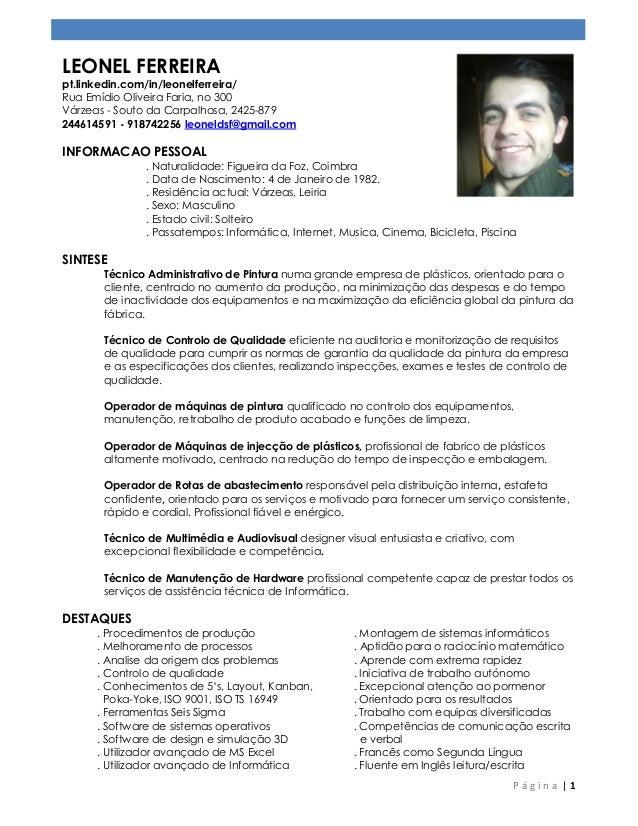Modelo de curriculum vitae en word peru 2015 :: custom research ...