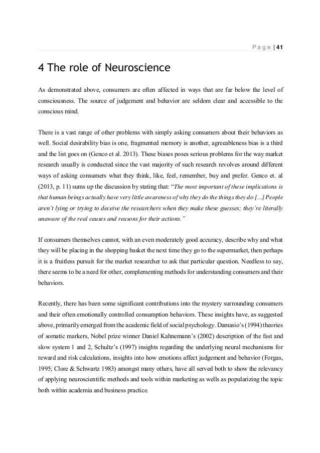 Thesis neuroscience jim elliot essay