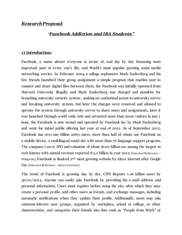 facebook addiction essay