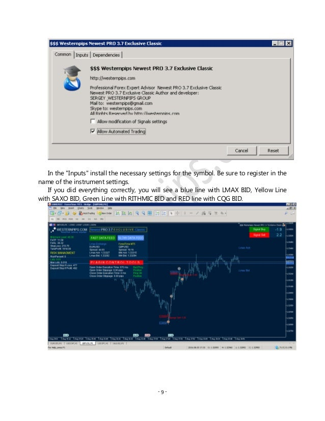 Arbitrage_Forex_Software_Trade_Monitor_3 7_Exclusive_User_Guide_New!
