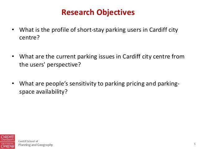Cardiff Car Parking App