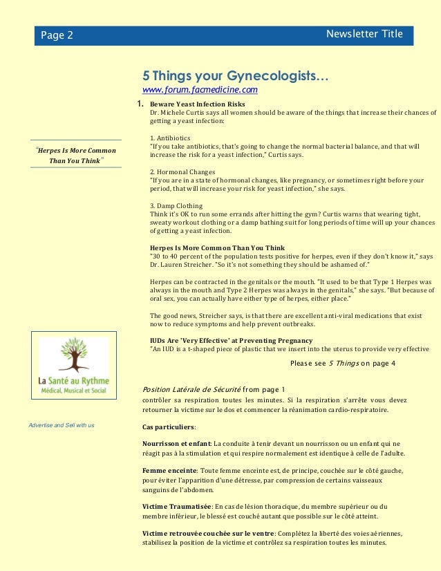 Newsletter-Vie Saine Septembre Slide 2