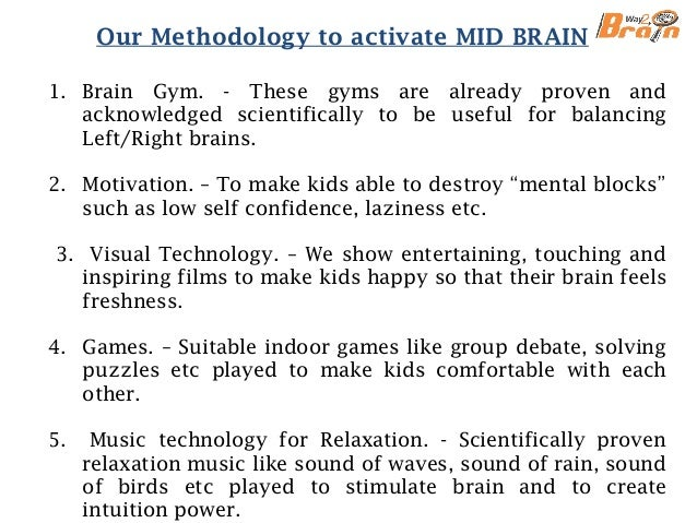 Blindfold Activation Human brain doesn't only have physic but also have energy (wave). This wave is called Brainwave. Brai...