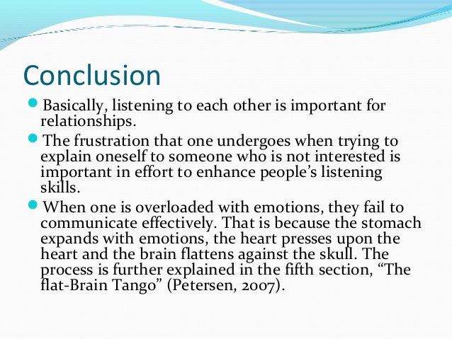 burley allen m 1995 listening the forgotten skill Lincoln presents a good example of effective listening and its role in  (burley-allen, 1995)  m (1995) listening: the forgotten skill—a self-teaching.