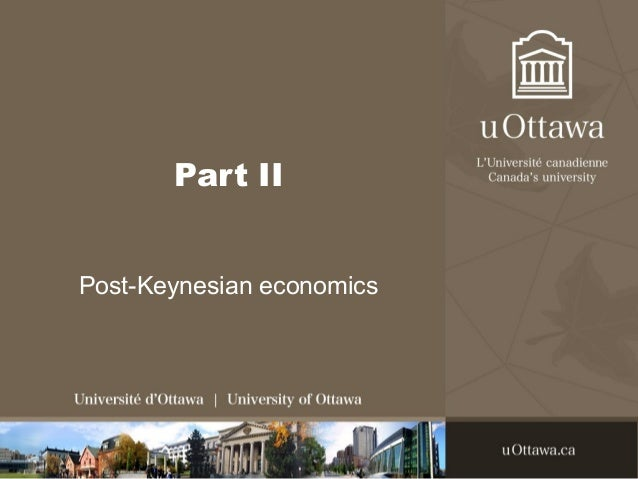 an introduction to the analysis of the keynesian and supply side economics The supply-side theory is typically held in stark contrast to keynesian theory which, among other facets, includes the idea that demand can falter, so if lagging consumer demand drags the economy.