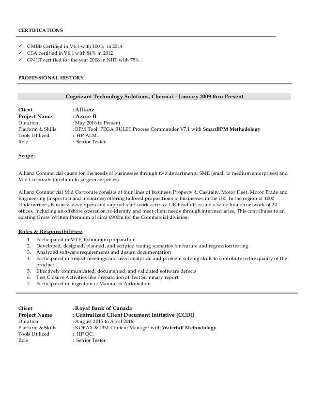 Resume Chandhru Nov 2016