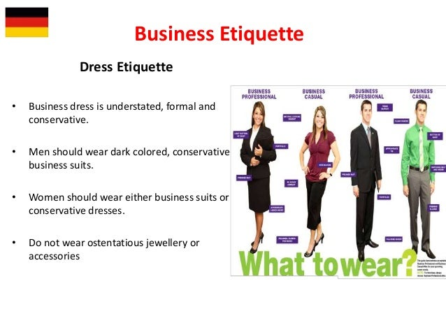 Germany business etiquette 15 m4hsunfo
