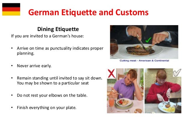 Germany 9 dining etiquette m4hsunfo