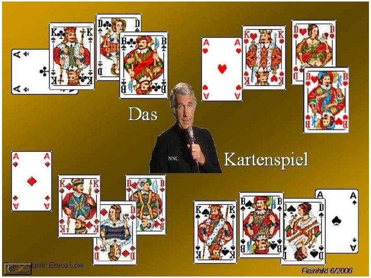 Kartenspiel Passion
