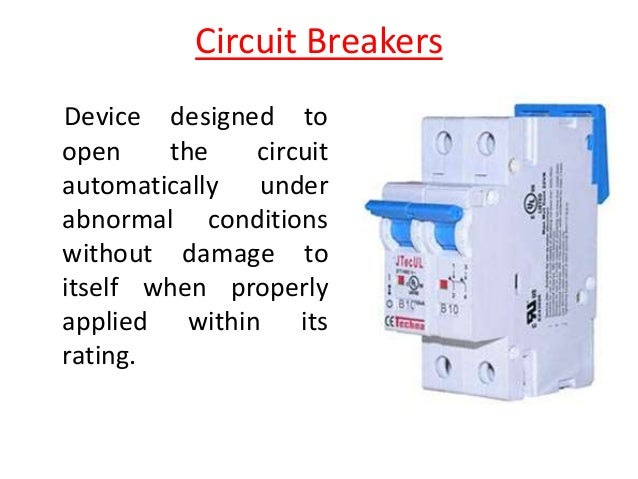 Peachy Low Voltage Circuit Breaker Wiring Digital Resources Indicompassionincorg