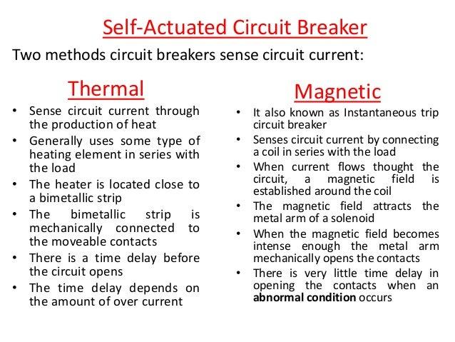 Thermal Circuit Breaker Schematic Symbols Wire Center