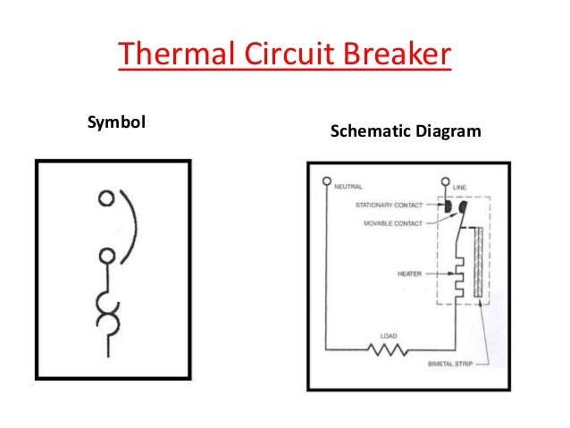 Circuit Breaker Schematic Symbols - Electrical Drawing Wiring Diagram •