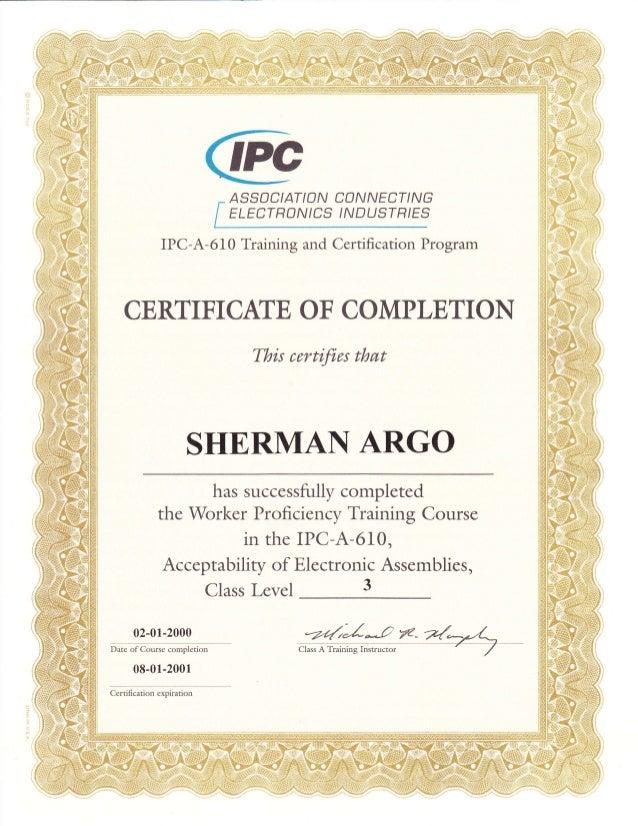 Ipc A 610 20000001
