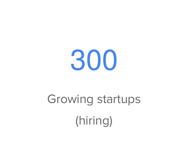 Technologies & Salaries at Startups Slide 3