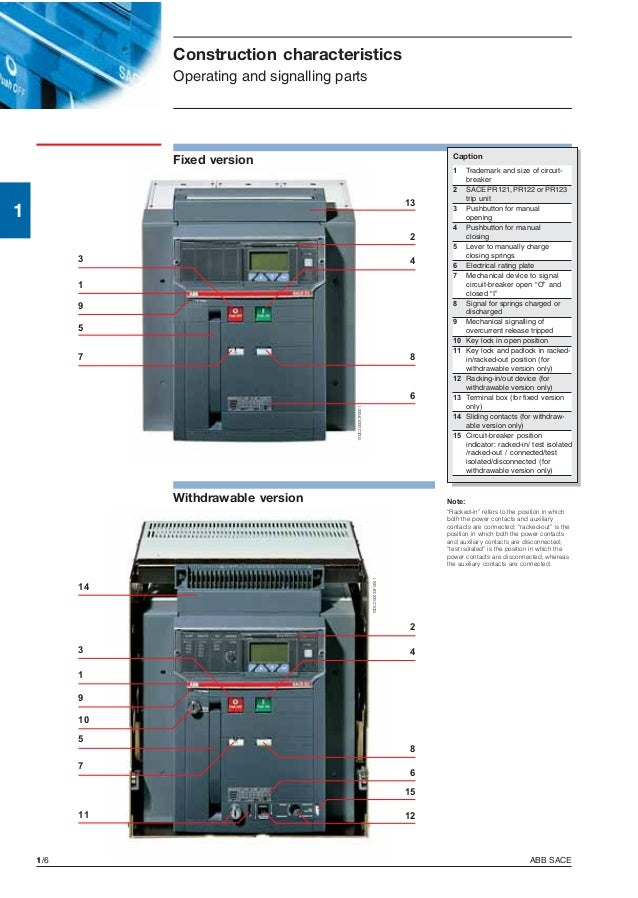 Abb Air Circuit Breaker Wiring Diagram 38 Wiring Diagram Www