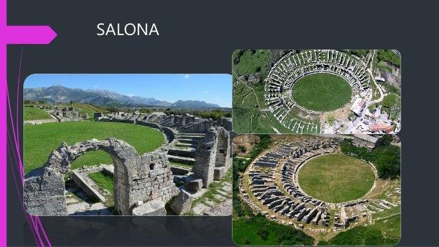 Rimski Gradovi I Građevine Kod Nas