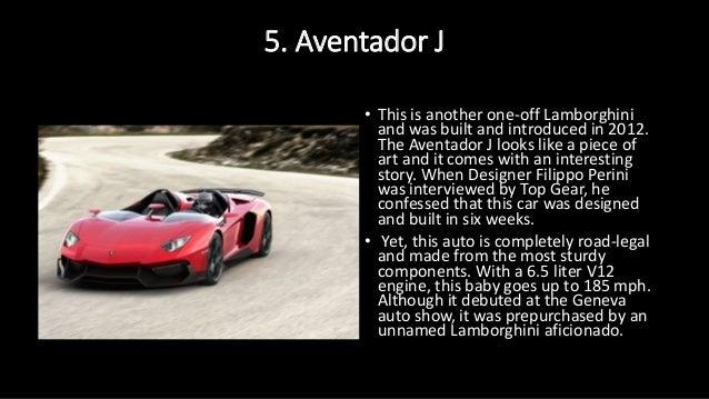 Lamborghini 10 best cars