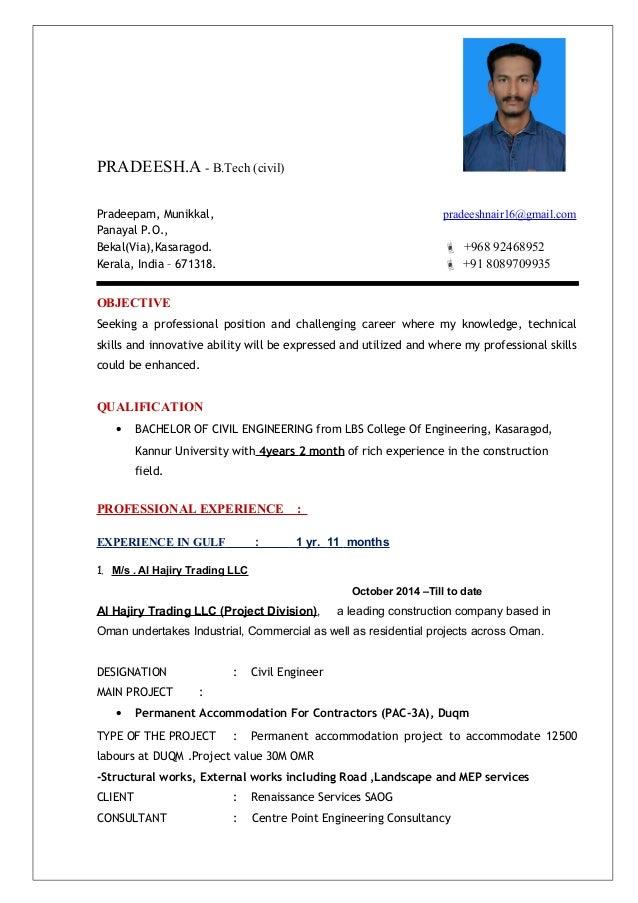 3f0a3d29a37 pradeesh resume