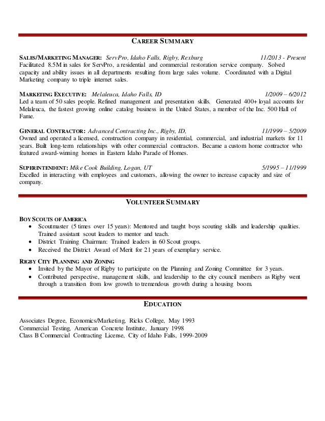 travis poole resume