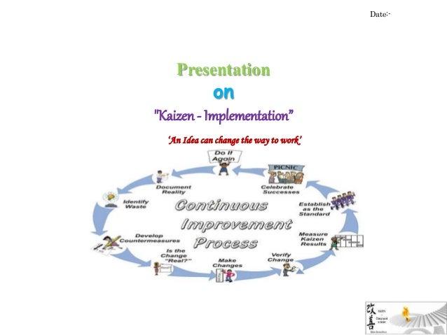 Toyota's Global Marketing Strategy : Innovation through Breakthrough Thinking and Kaizen