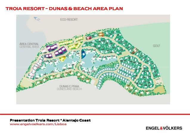 troia resort mapa Troia Resort Presentation 2015 troia resort mapa