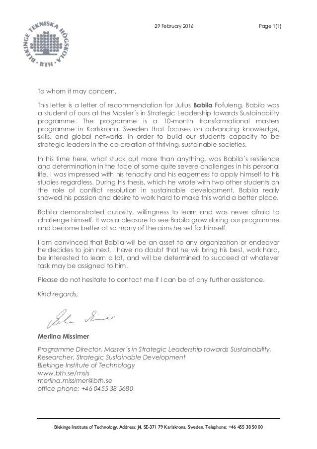 Blekinge Institute Of Technology Address J4 SE 371 79 Karlskrona Sweden