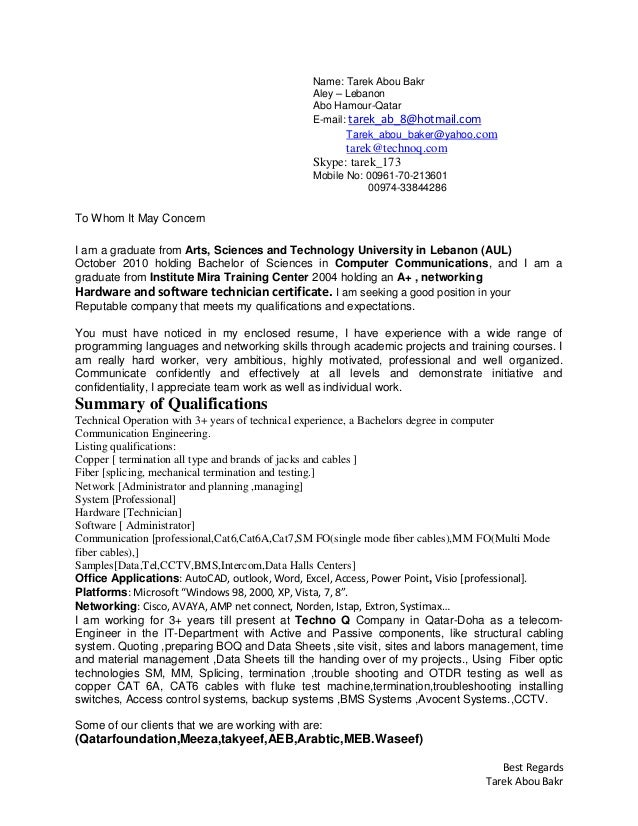 Cover Letter Best Regards How To Write A Cover Letter In 8