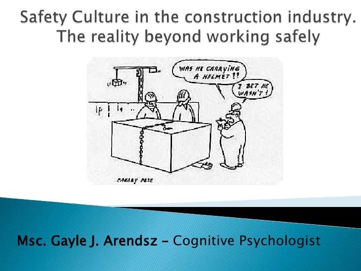 E9 Arendsz Safety Culture