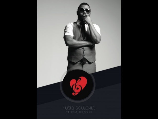 MUSIQ SOULCHILD OFFICIAL PRESS KIT