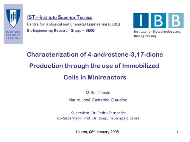 msc biotechnology thesis