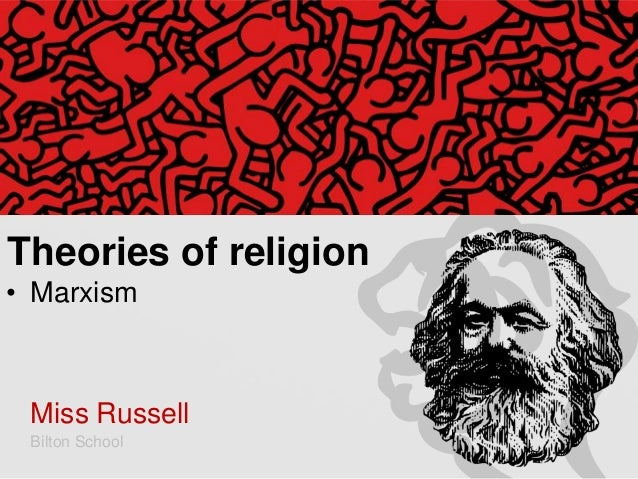 Theories of religion • Marxism  Miss Russell Bilton School