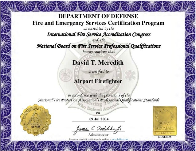 Airport Firefighter