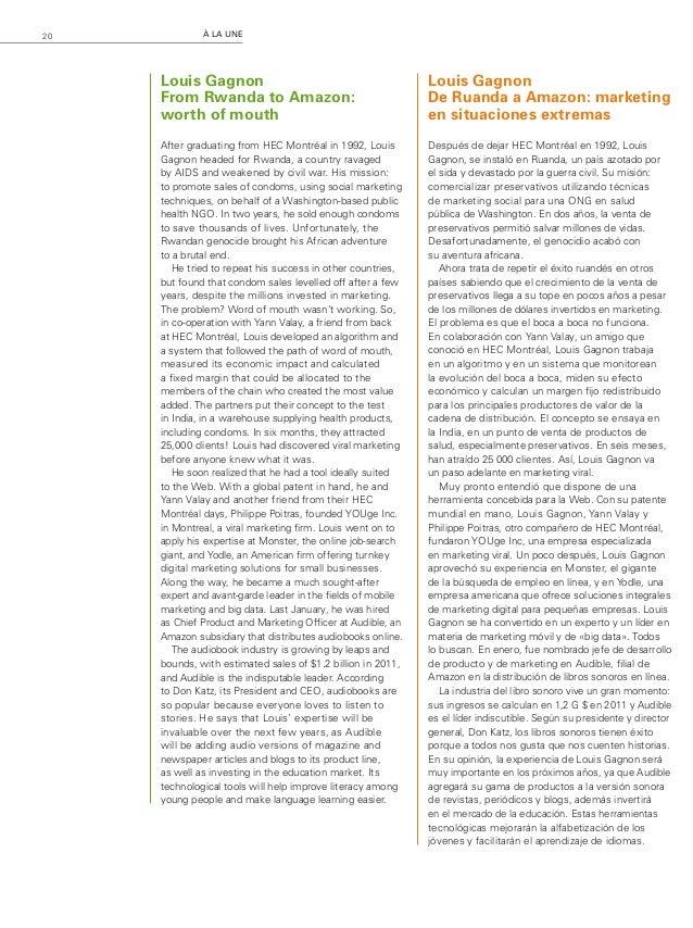 en action 21HEC Montréal Mag – Automne 2014 CERTIFICATS HYBRIDES: APPRENDRE, TOUT EN CONCILIANT TRAVAIL ET FAMILLE Marie ...