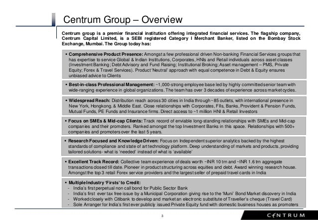 Centrum direct ltd forex