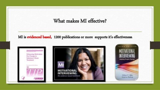 Motivational Interviewing Slide 3