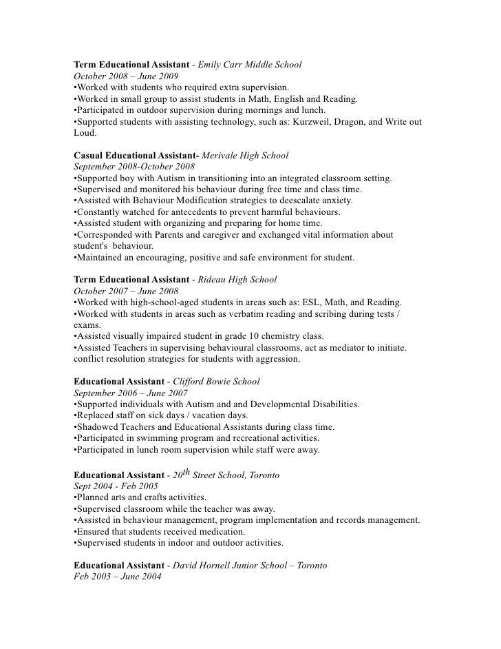 Dorable Behaviour Management Resume Model - Best Resume Examples by ...