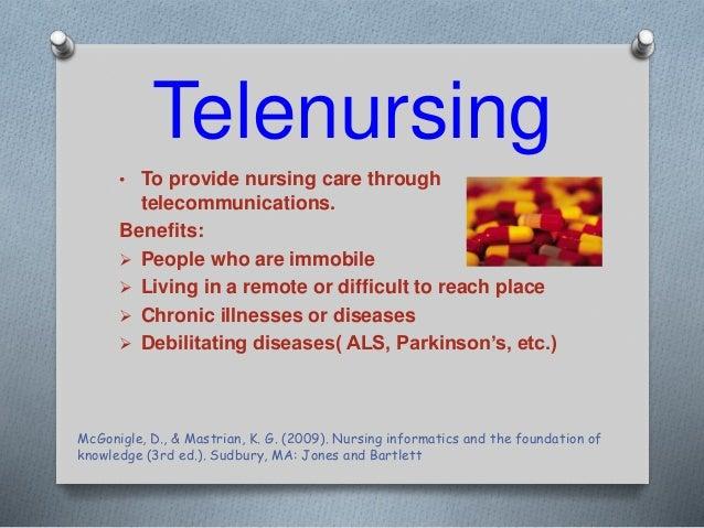 telehealth and nursing