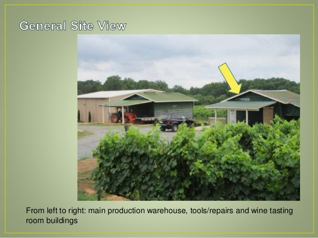 Hutton Wine Tasting Room Slide 3