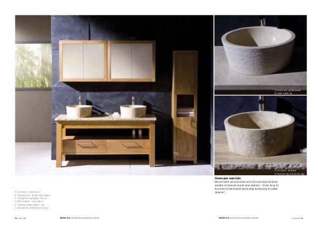 Stonearth Bathrooms Brochure