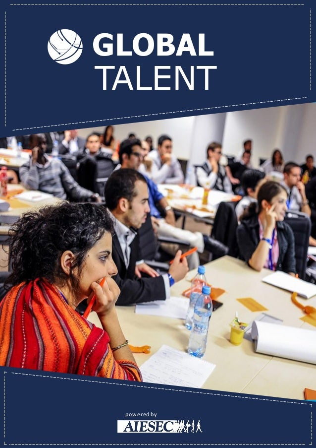 TALENT GLOBAL TALENT powered by