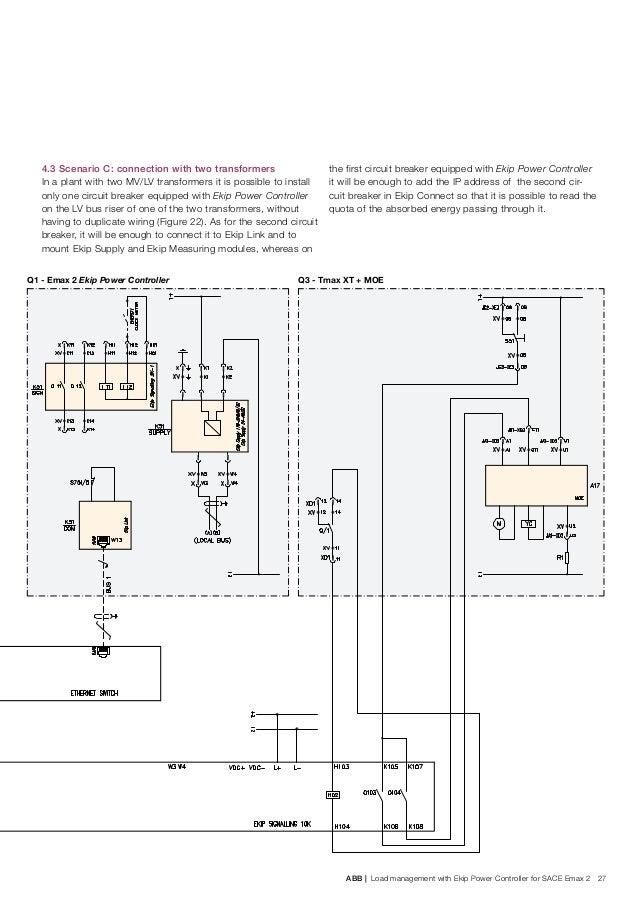 white paper rh slideshare net abb sace emax e2 wiring diagram