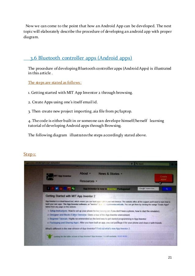 Home Appliances Controlling using Android Mobile via Bluetooth
