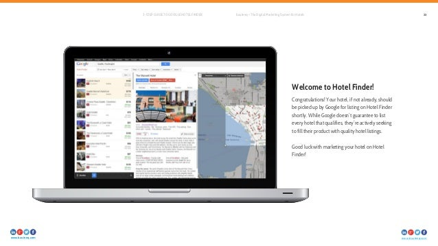 Ebook Hotel Finder